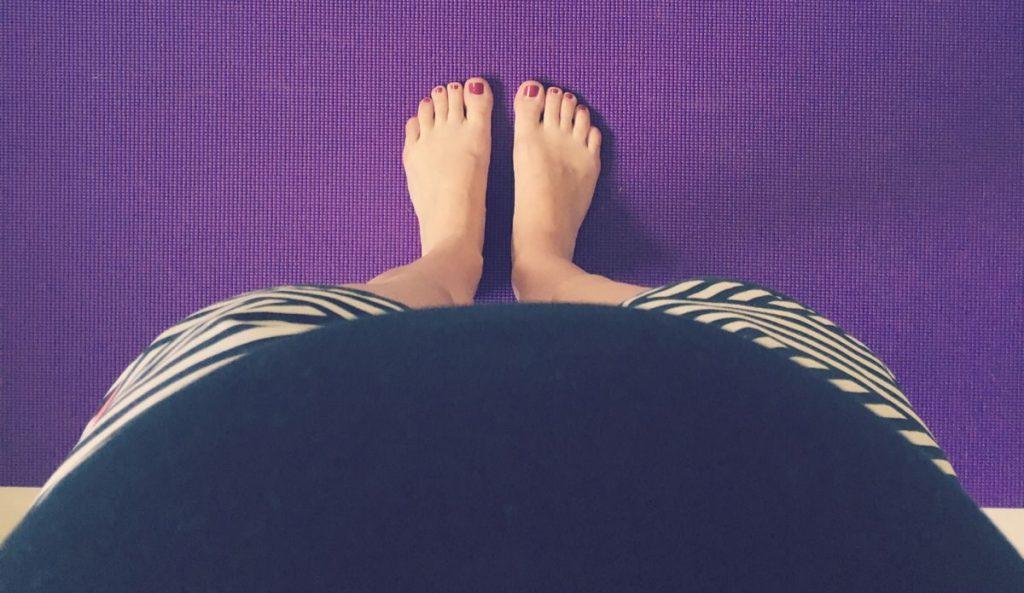 Dicke-Füße-in-der-Schwangerschaft